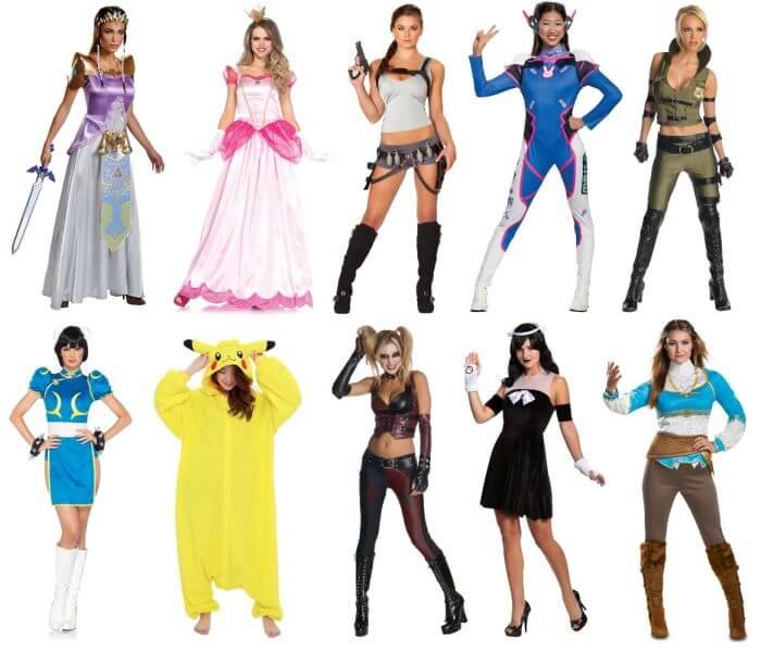 costume game