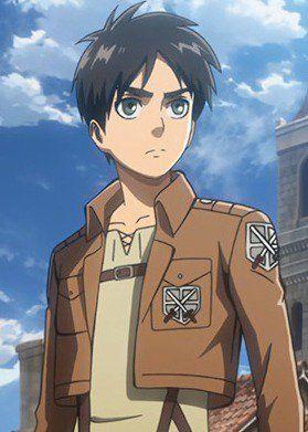Look of Eren Hunter