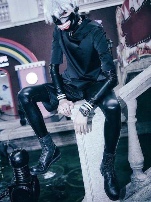 Ken Kaneki Cosplay Costume