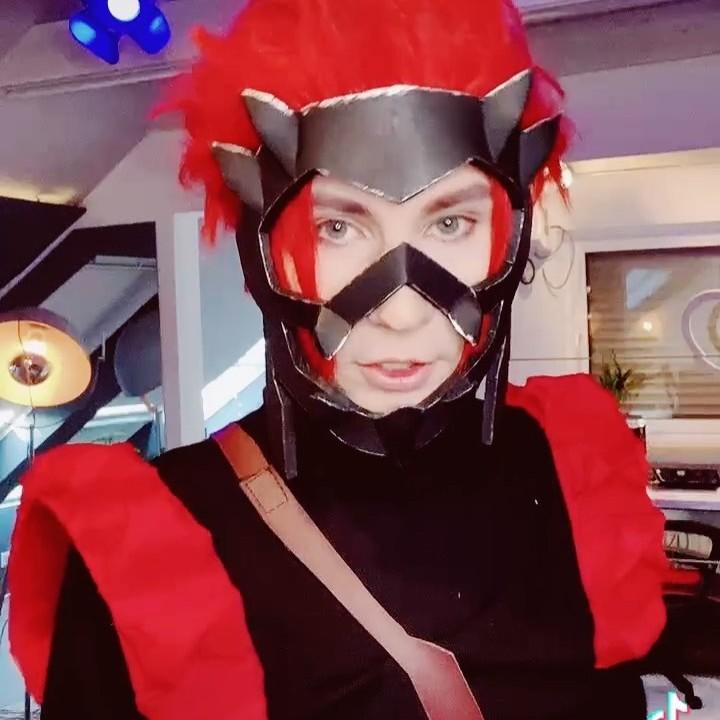 You want Kirishima as your anti hero?