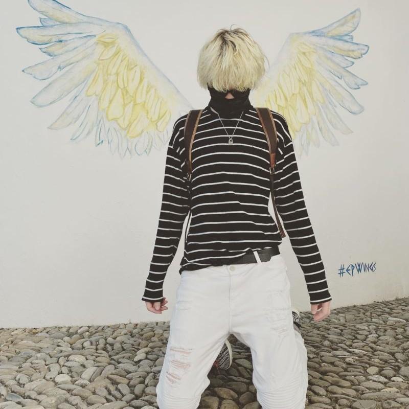 Just another fallen angel…